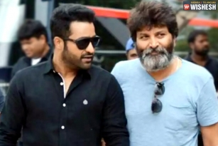 Latest Updates of NTR and Trivikram Movie