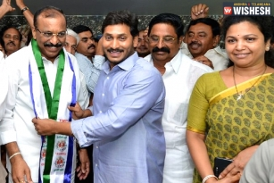 YSRCP Selects Silpa Mohan Reddy As Nandyal By-Poll Candidate