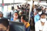 APSRTC latest, APSRTC breaking news, no social distancing rules to be followed in apsrtc buses, Latest news