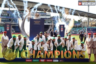 Pakistan Beat India In ICC Champions Trophy 2017