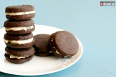 how to prepare chocolate sandwiches, Chocolate Cookie Sandwiches preparation, recipe preparation of chocolate cookie sandwiches, Snack recipe