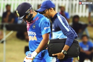 Rohit Sharma Ruled Out From New Zealand Tour