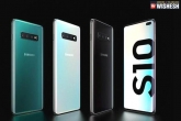 Samsung S10 latest, Samsung S10, samsung back to the top slot in the first quarter in india, Smartphones