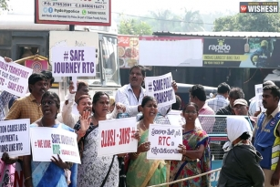 TSRTC Strike Reaches 52 Days: No Solution Found