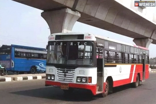TSRTC Buses To Operate In Hyderabad From Today