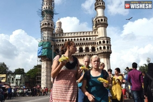 Telangana Witnesses 60% Rise In Foreign Tourists