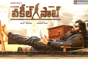 Vakeel Saab Ready to Release a Motion Teaser