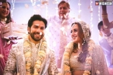 Varun Dhawan and Natasha Dalal are Married
