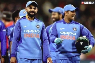 Virat Kohli Names MS Dhoni As His Favorite Batting Partner