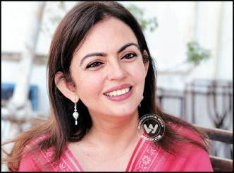 Nita Ambani joins Reliance Industries