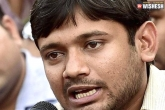 India news, death threat posters Kanhaiya, jnu row death threat posters against kanhaiya again, Posters