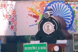 Indian Railways To Start Passenger Train Services From Tomorrow