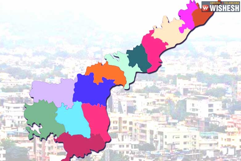 Andhra Pradesh To Have 26 Districts?