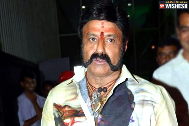 No Political Touch For Balakrishna's Next