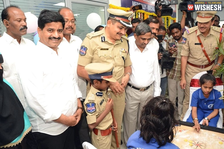 Telangana Gets its First Child-Friendly Police Station