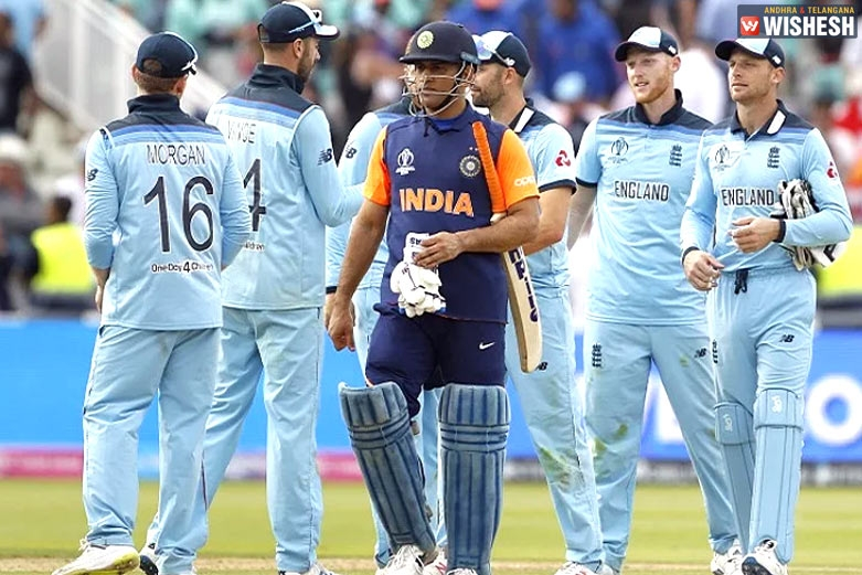 First Defeat for Team India in World Cup