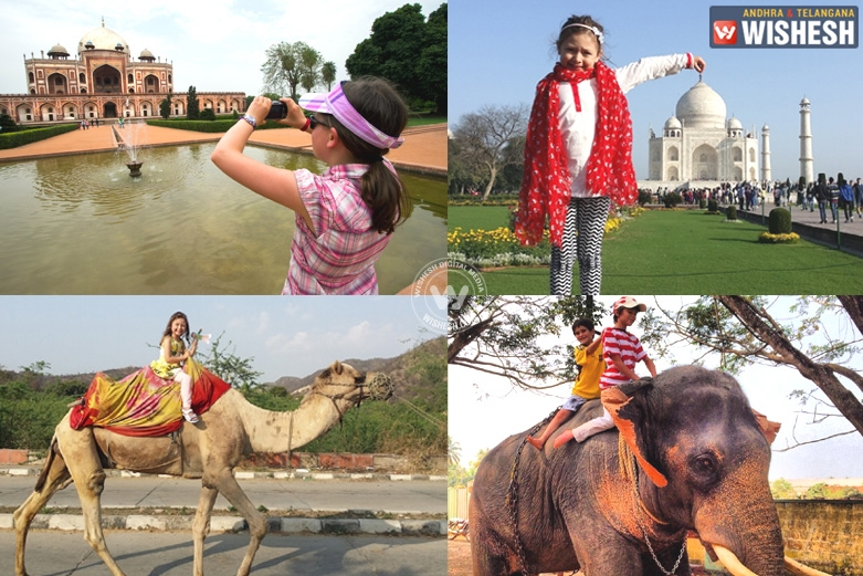 The Best Travel Ideas In India For Tweens