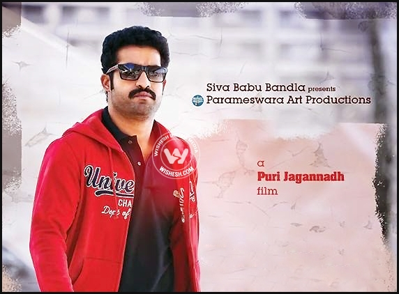 NTR-Puri film launch on 1st