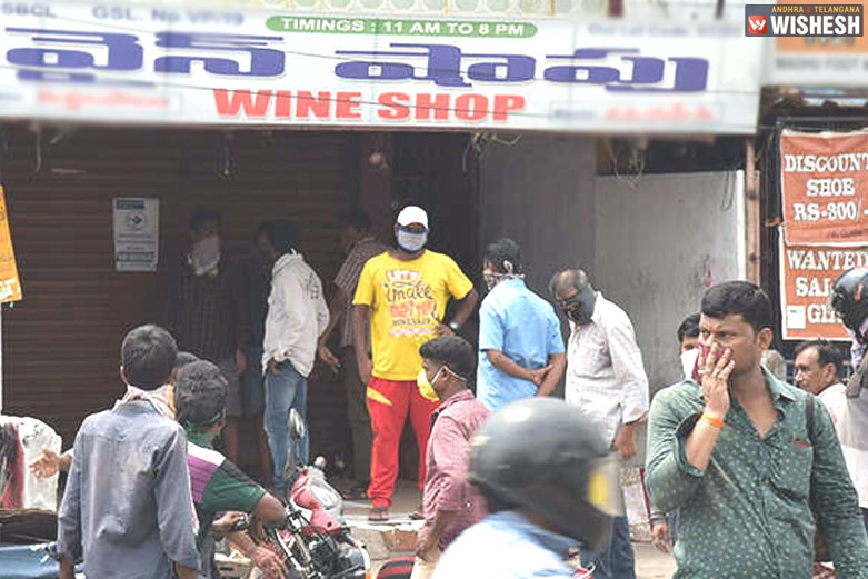 50% More Hike On Liquor Prices In Andhra Pradesh
